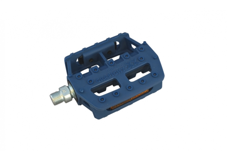 MKS Pedals Grafight-XX Blue