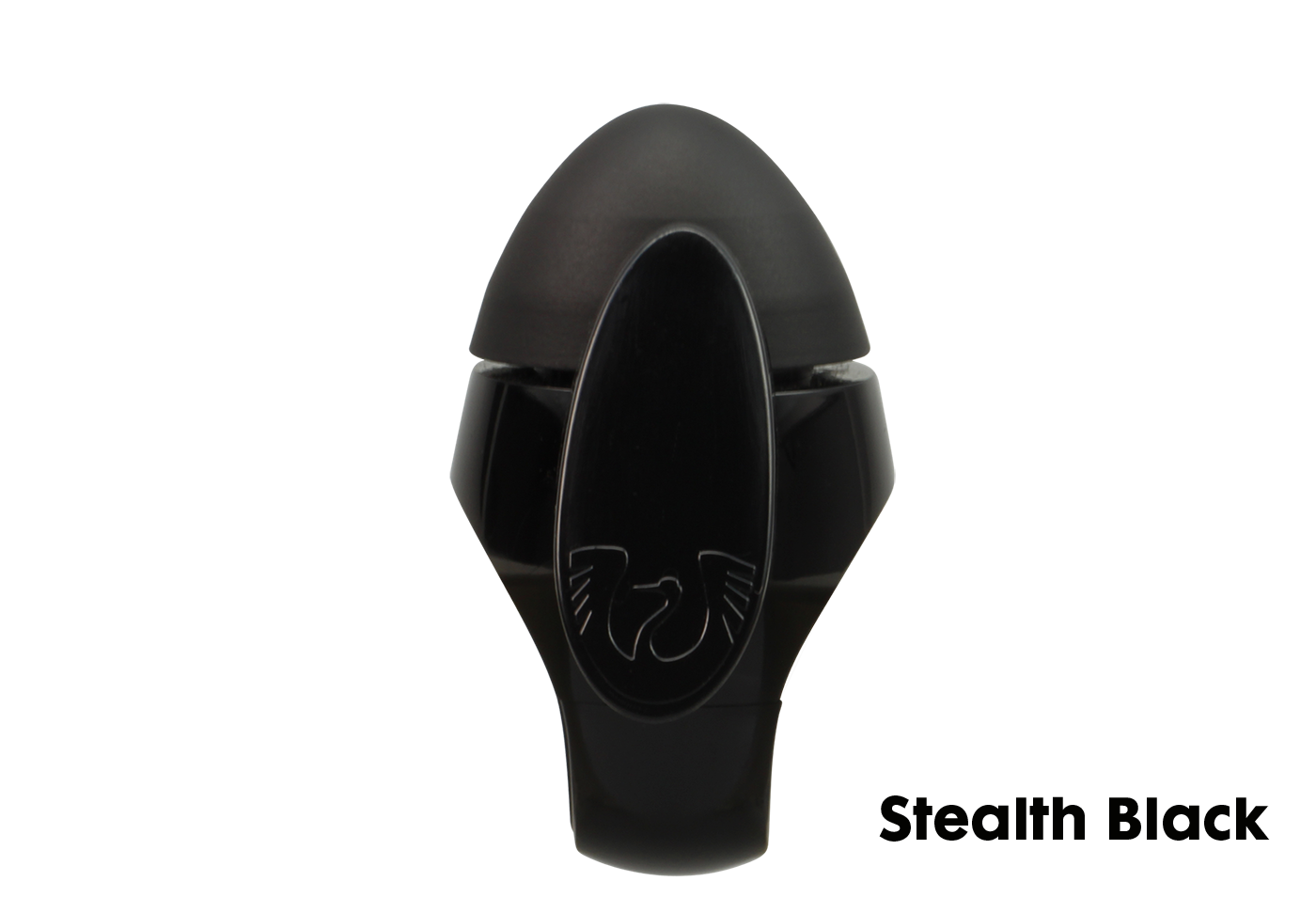 Crane Bell Rocket Bell stealth black