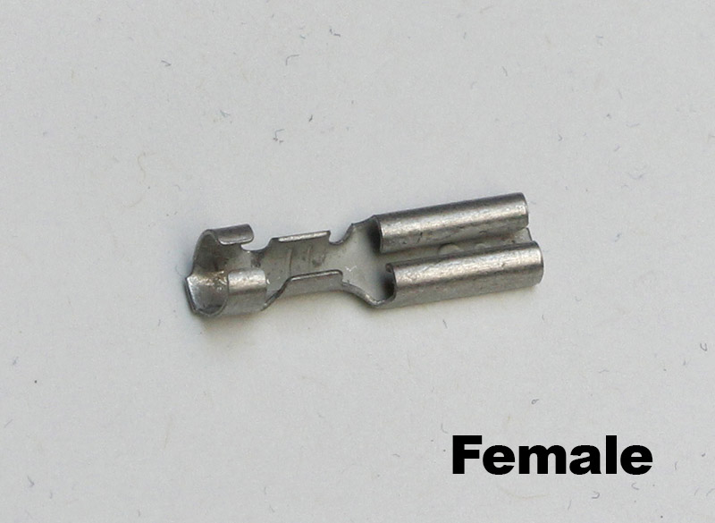 Busch + Muller Wire Connectors Female