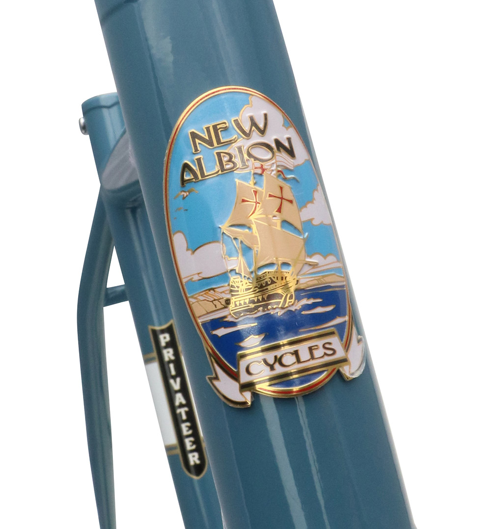 New Albion Frame Privateer Colonial Blue
