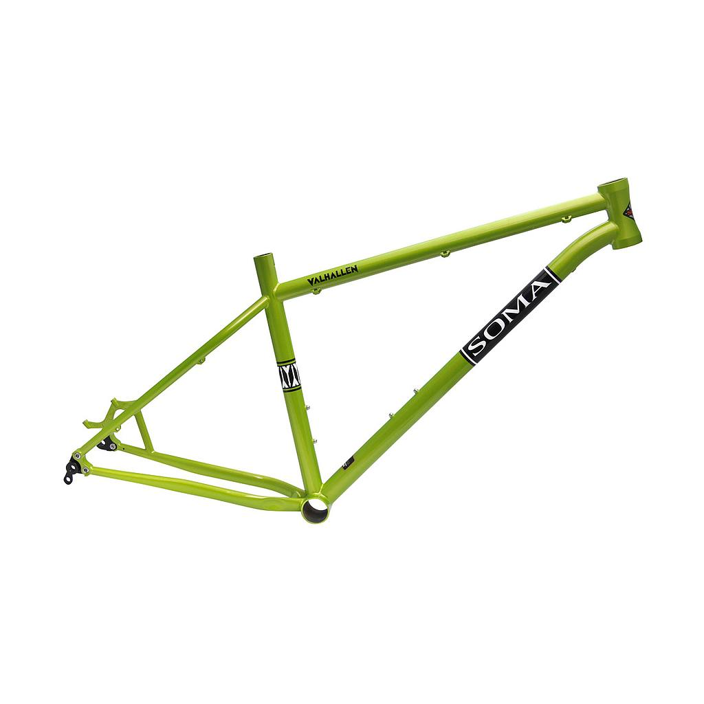 Soma Frame Valhallen Candy Apple Green