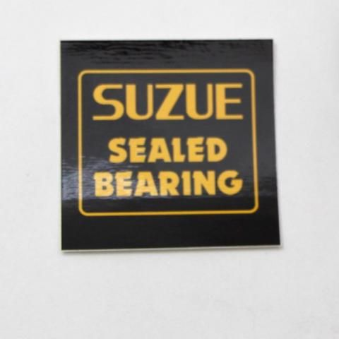 Suzue Sealed Bearing Sticker