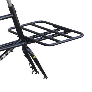 Soma Rack Tradesman Cargo Rack Black