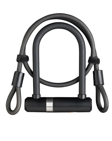 AXA Newton Pro Mini U-Lock/Cable