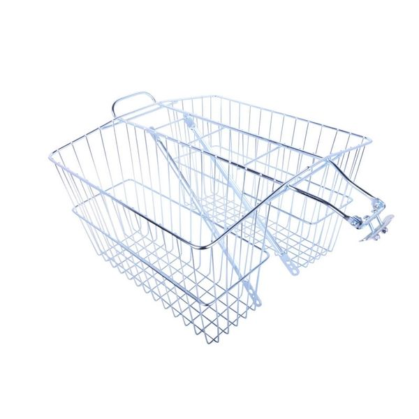 Wald 535 Twin Rear Basket Carrier Large