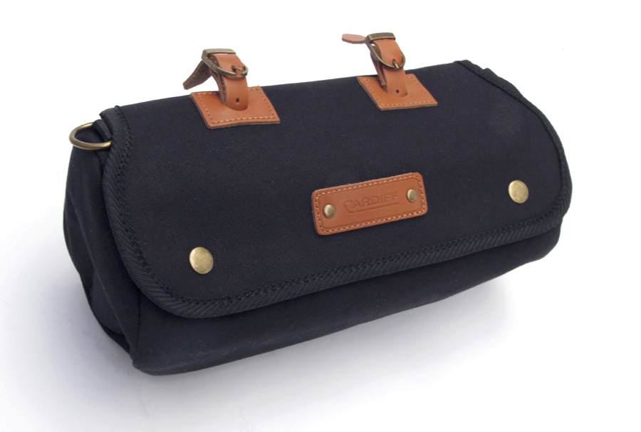 Cardiff Killgetty Roll Bag Black