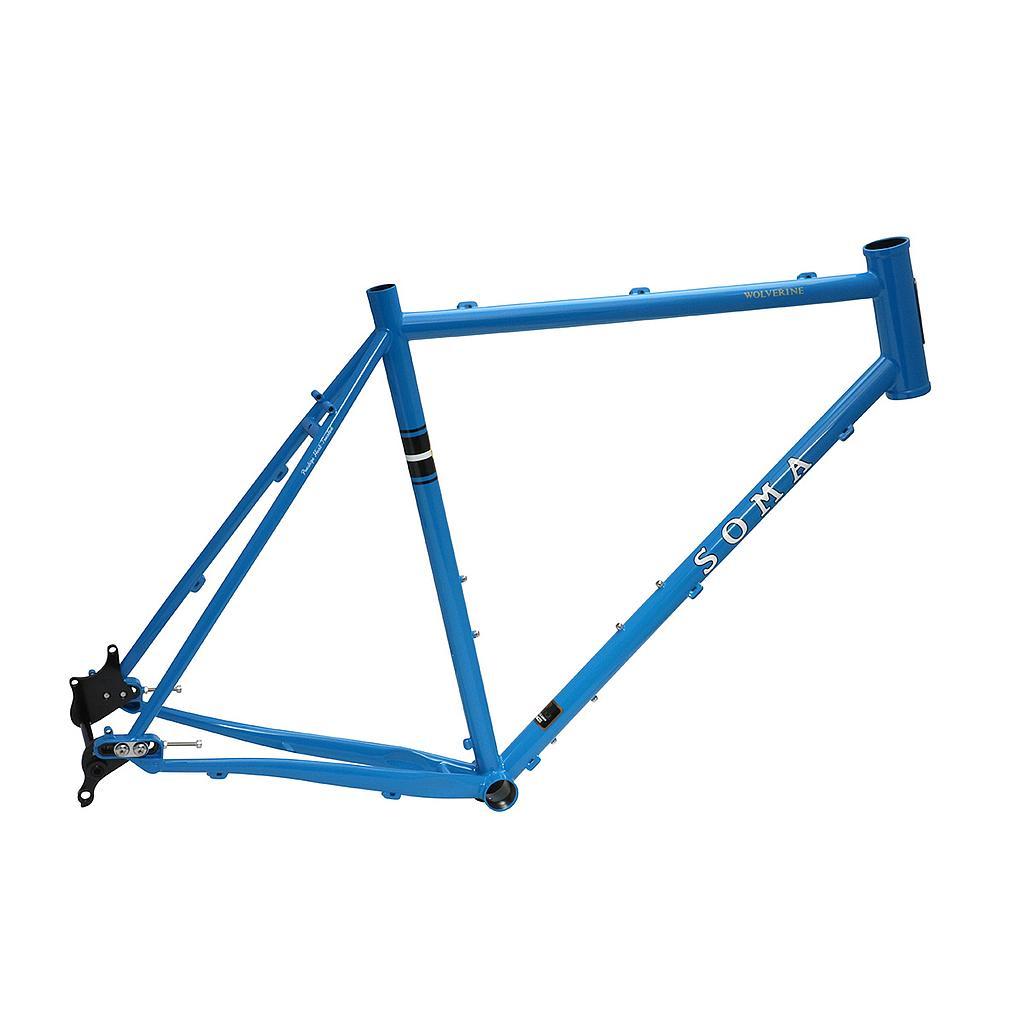 Soma Frame Wolverine A-Type Storm Blue