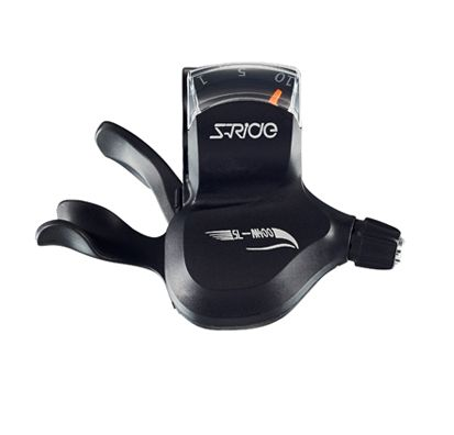 S-Ride Shifter 10sp Right Black [SL-M400]