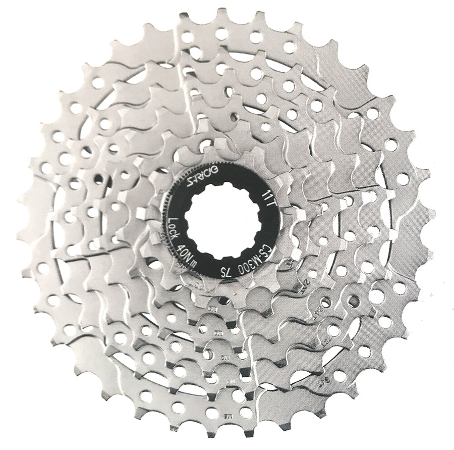 S-Ride Cassette 7sp 11-34T [CS-M200]