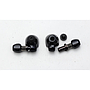 IRD QR Cable Stops Adjusters Pair Black